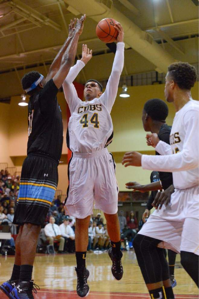 Wayde Sims of University High named 2014-15 Gatorade Louisiana Boys Basketball Player of the Year _lowres