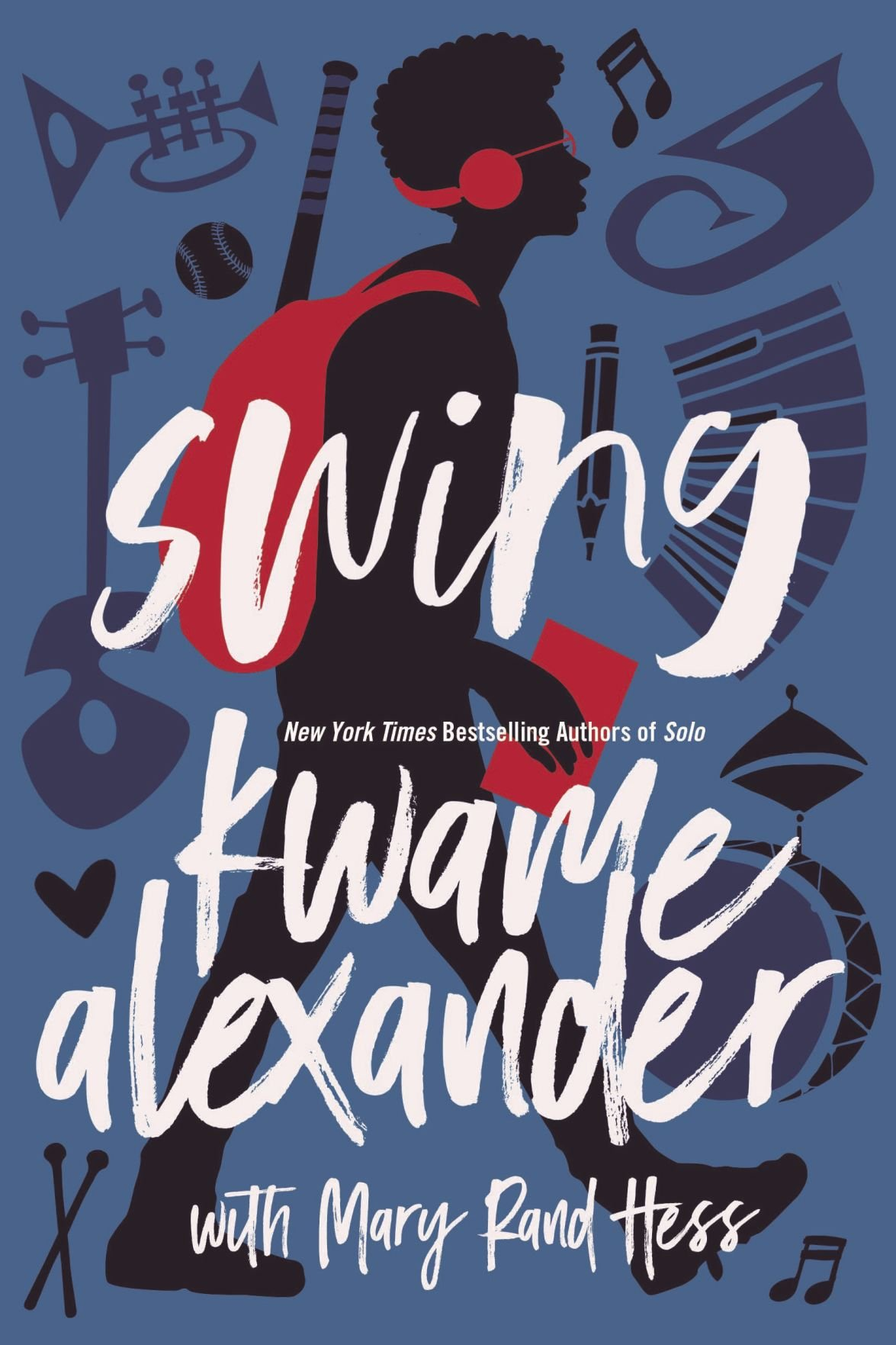'Swing' by Kwame Alexander