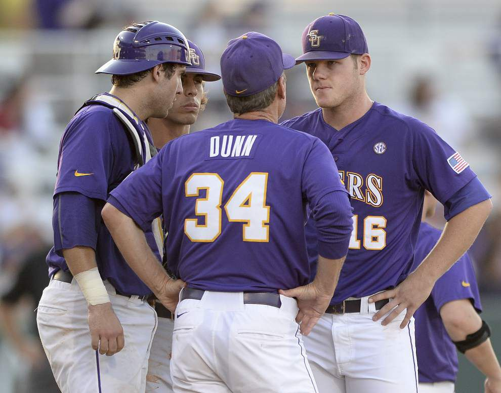 Scott Rabalais: Time to tweak the NCAA baseball tournament format? A long shot for now, but this idea has some merit _lowres