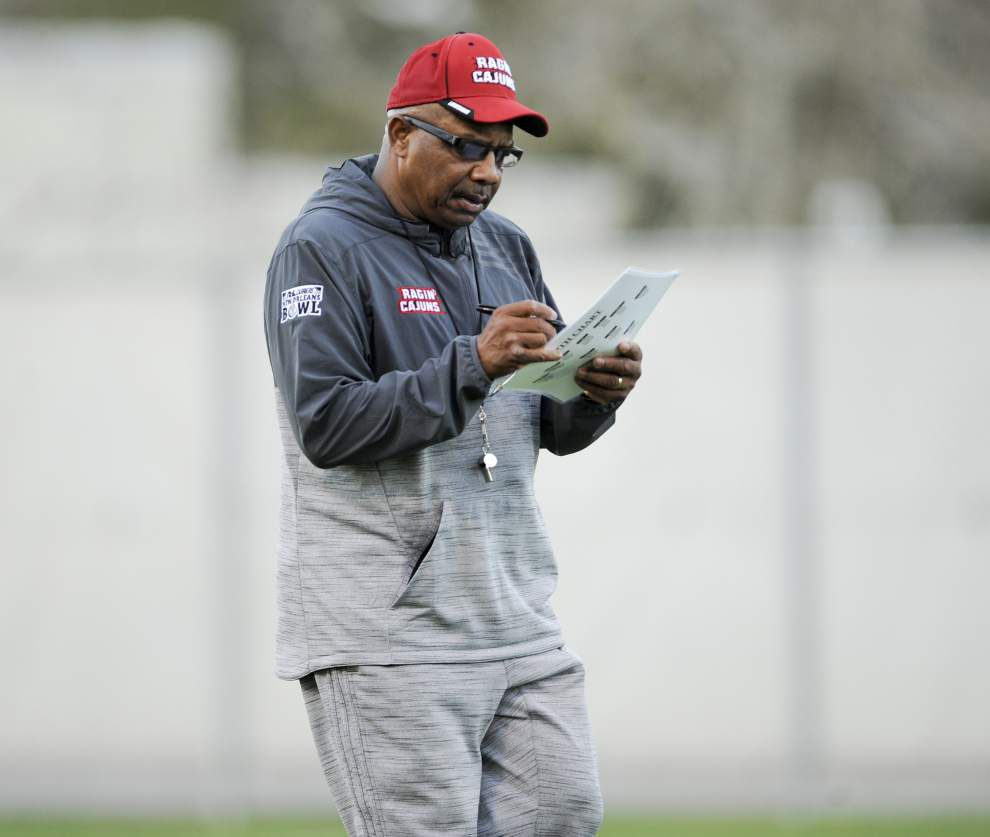 Cajuns camp storylines: Will having new coaches lead to a different look on defense? _lowres