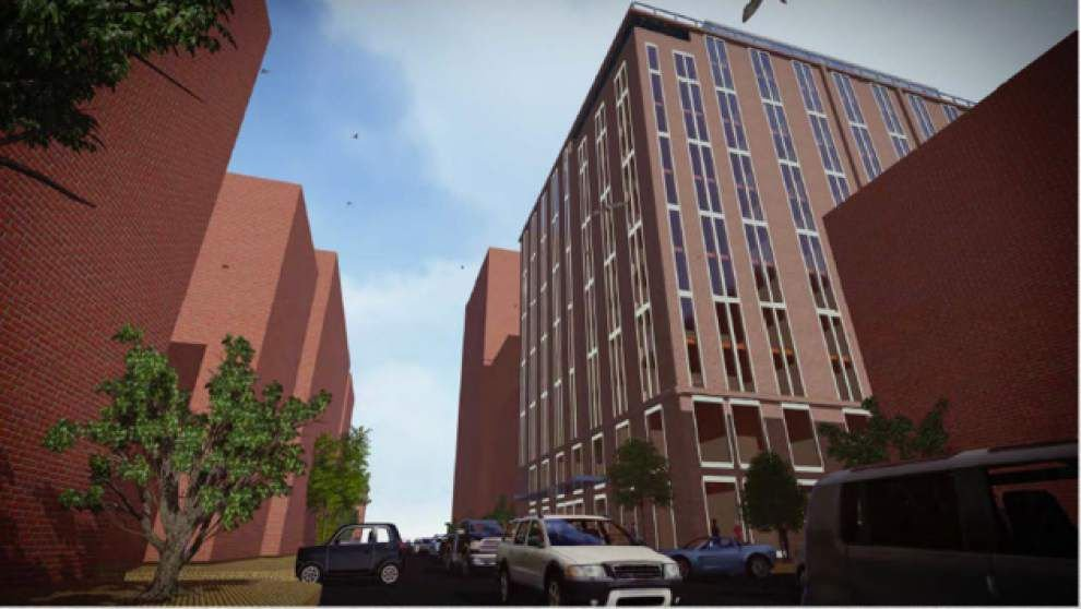 Planners turn thumbs down on proposed Baronne Street hotel _lowres
