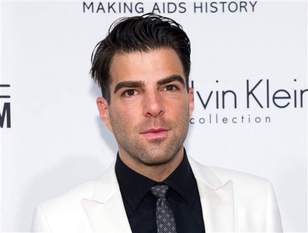 Zachary Quinto rules out role in 'Heroes Reborn' _lowres