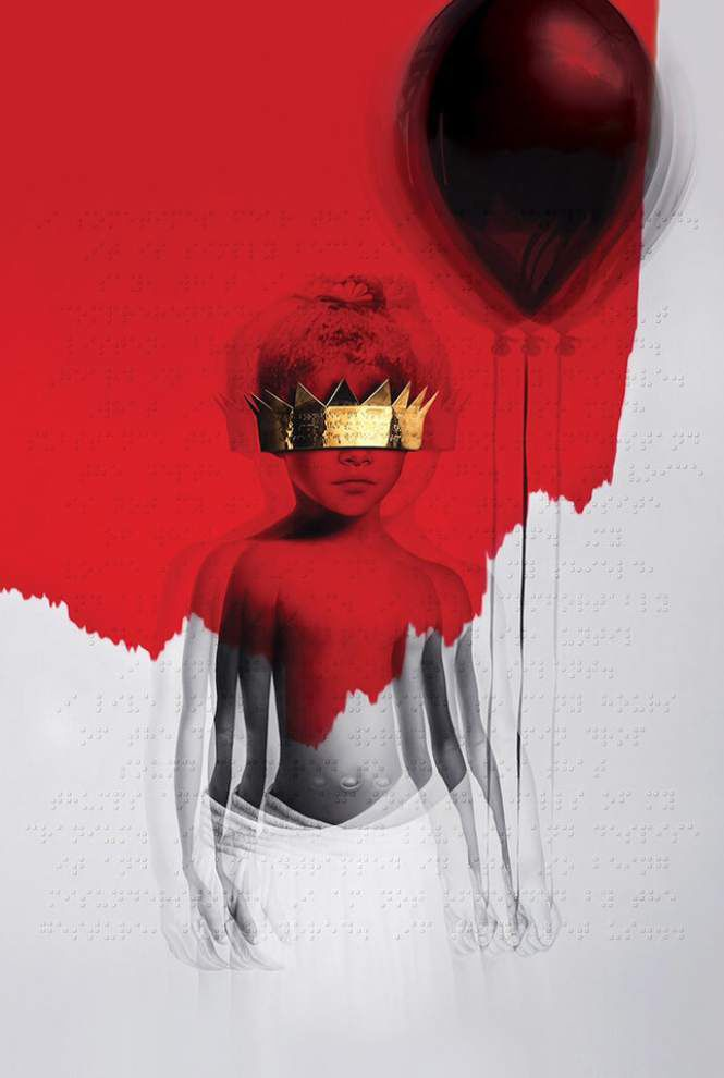 Album Reviews: This week in pop music - Rihanna, Sia _lowres