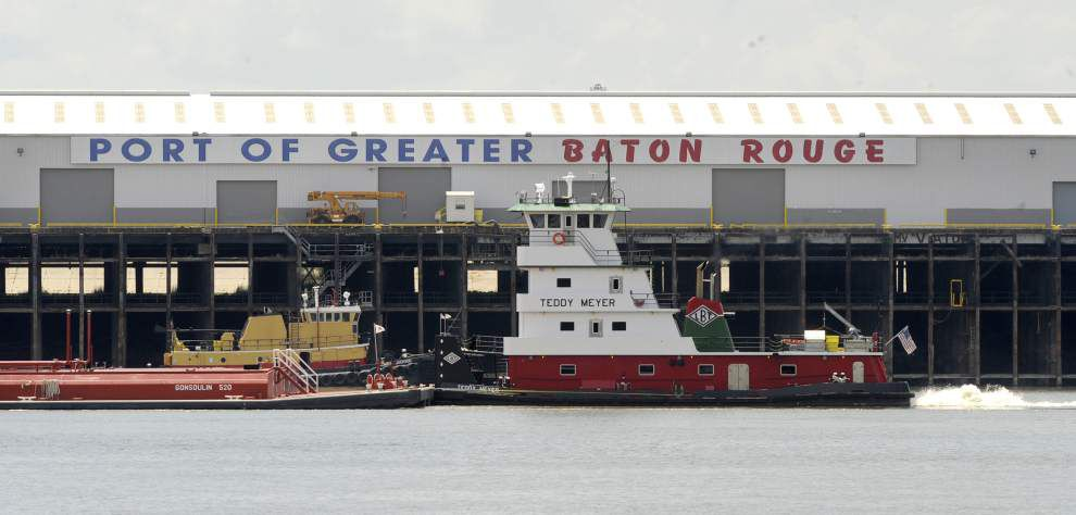 Rail service expansion proposed at Port of Baton Rouge _lowres