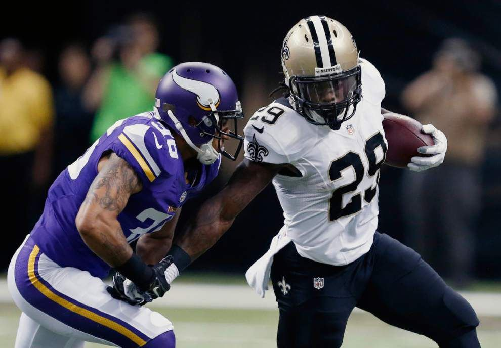 Saints chat with Advocate sportswriters Ramon Antonio Vargas and Nick Underhill, Friday at 12 p.m. _lowres