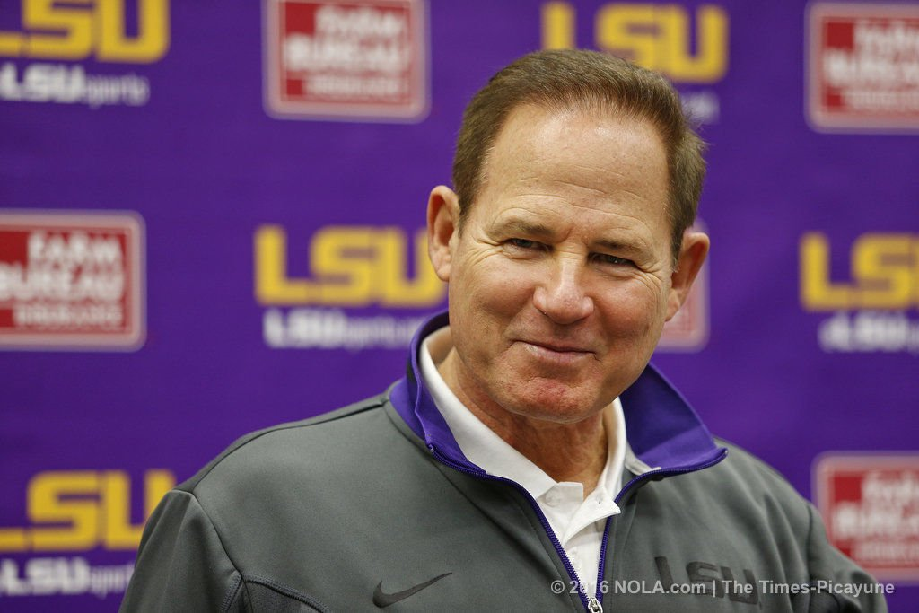 Live updates from Les Miles' Wednesday press conference, 5:45 p.m.