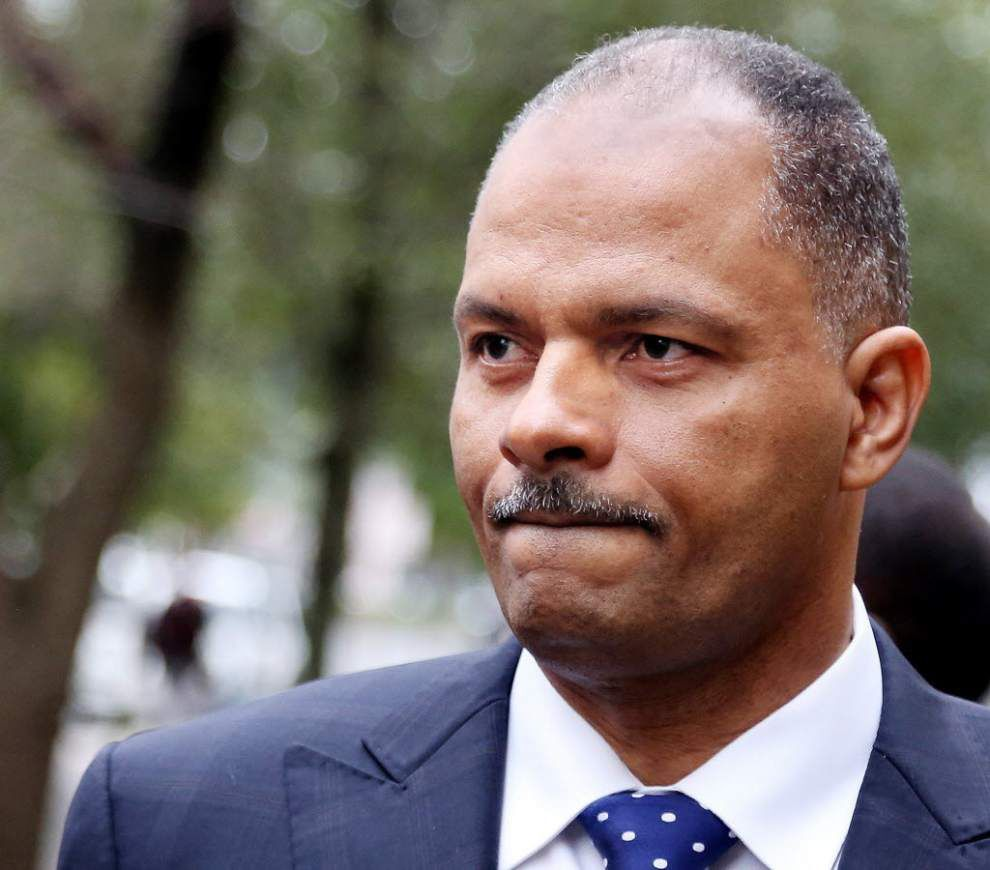 Ex-New Orleans school board member Ira Thomas sentenced to year and day in prison after pleading guilty to federal bribery charge _lowres