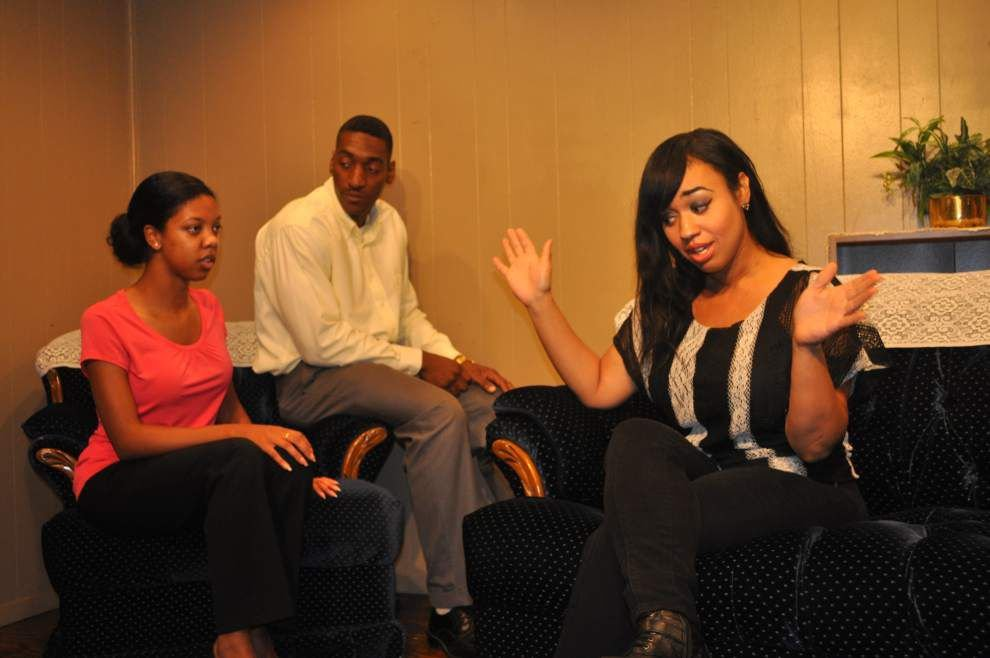 New 'Dove' production winner of UpStage's writing contest; play holds Louisiana roots _lowres