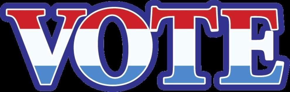 Official: Metro area polls problem-free, quiet _lowres