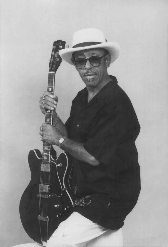 Baton Rouge blues community mourns death of Rudy Richard _lowres