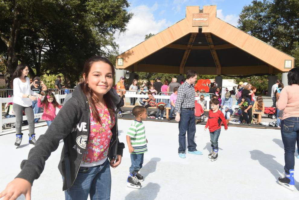 No cold feet at Audubon's ice rink _lowres