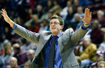 Louisiana Tech women's basketball coach Tyler Summitt, son of Pat Summitt, resigns after inappropriate relationship reportedly with player _lowres