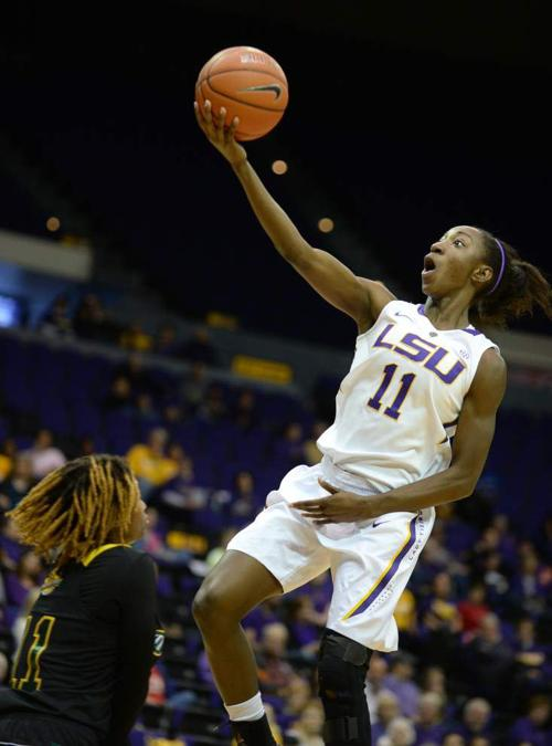 LSU women's basketball team opens daunting SEC slate Friday at Florida _lowres