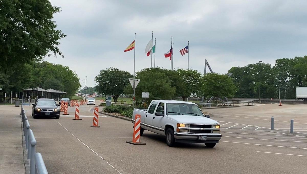 Texas Screening Station 2