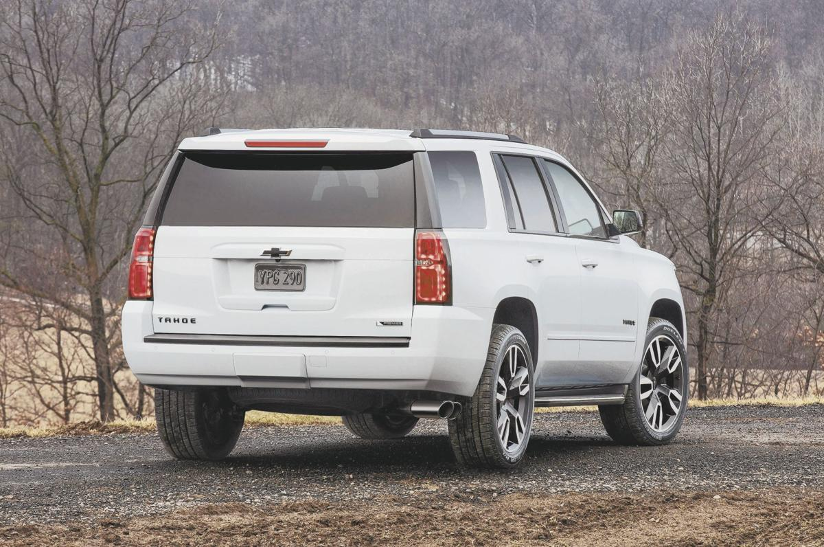 2018 Chevy Tahoe 4WD Premier RST Edition