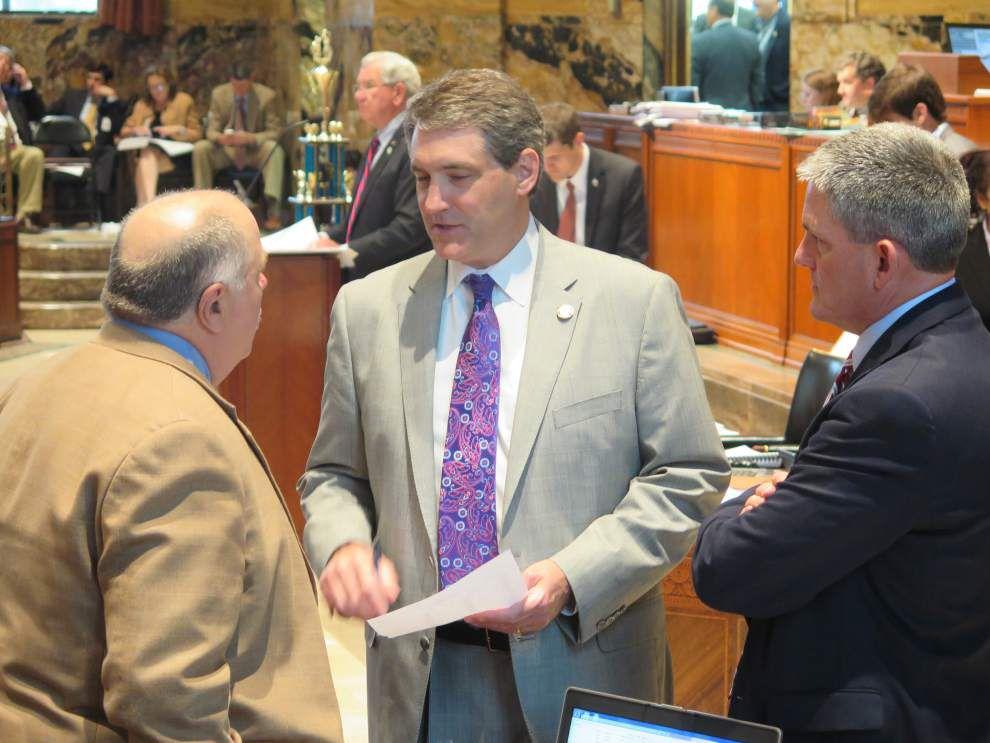 House advances spending plan _lowres