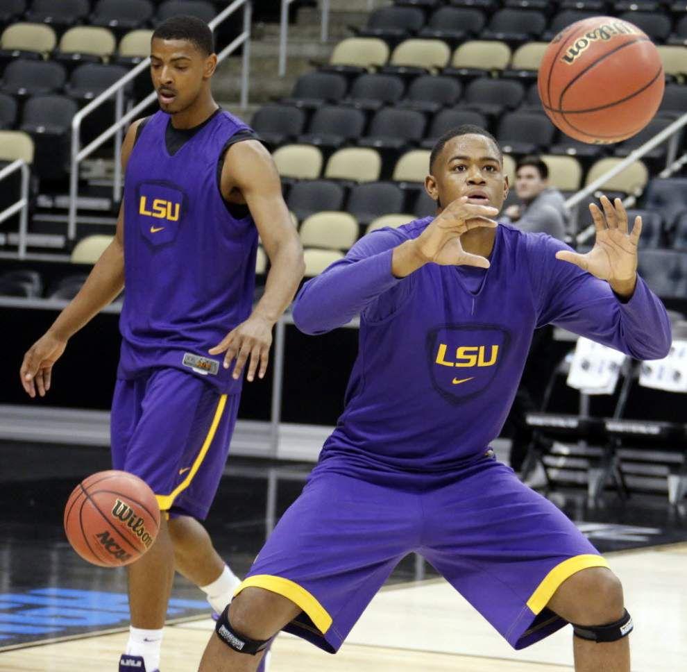 ESPN basketball analyst Jay Bilas wonders why LSU didn't win more games with future NBA draft picks Jarell Martin, Jordan Mickey _lowres