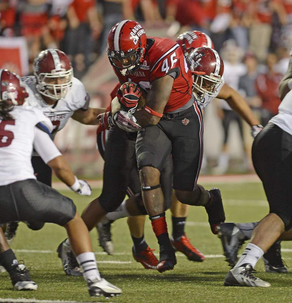 Cajuns recall surviving last year's scare from New Mexico State _lowres
