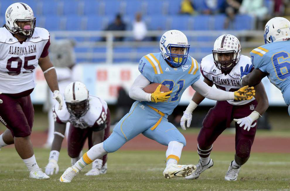 Southern dominates All-SWAC team with 11 selections, five on the first team _lowres