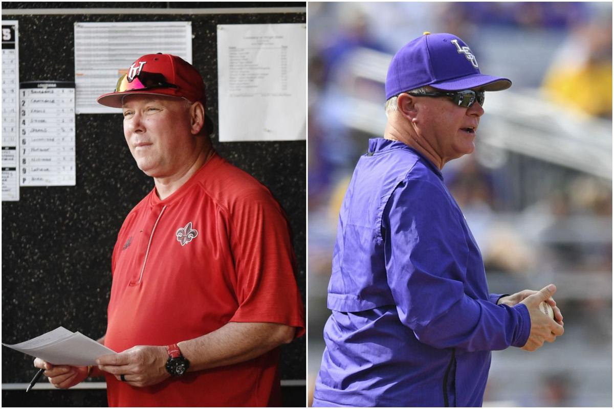 UL, LSU coaches