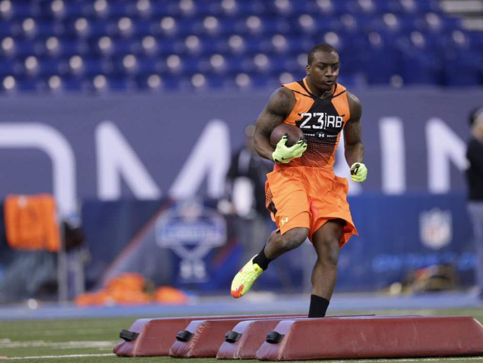 Saints draft prospects: Miami running back Duke Johnson could be the right fit _lowres