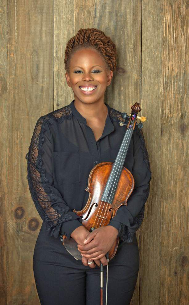 Jazz + Violins = Regina Carter: Acclaimed artist to perform in Lafayette _lowres