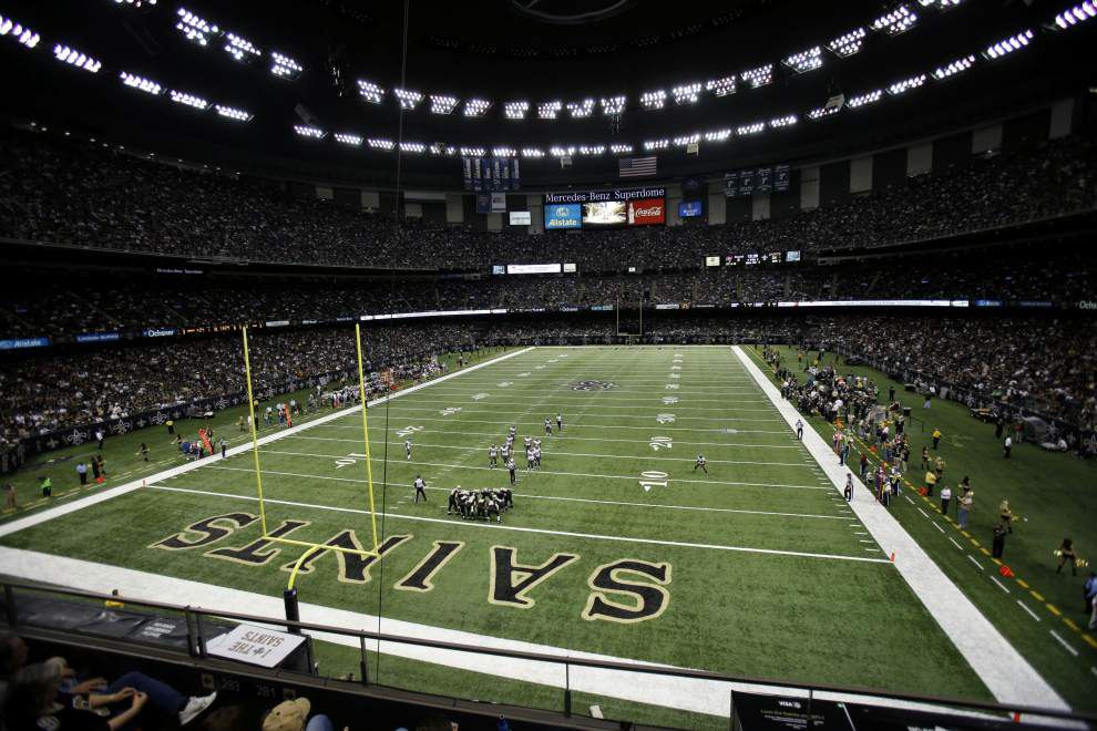 Ted Lewis: Make sure your drive reaches its goal line, think safety getting to and from New Orleans Saints games _lowres