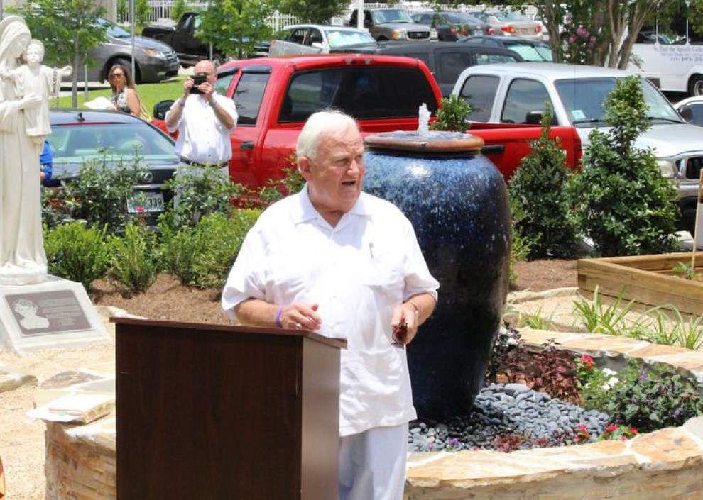 New garden honors Adult Learning Center founder Bahlinger _lowres