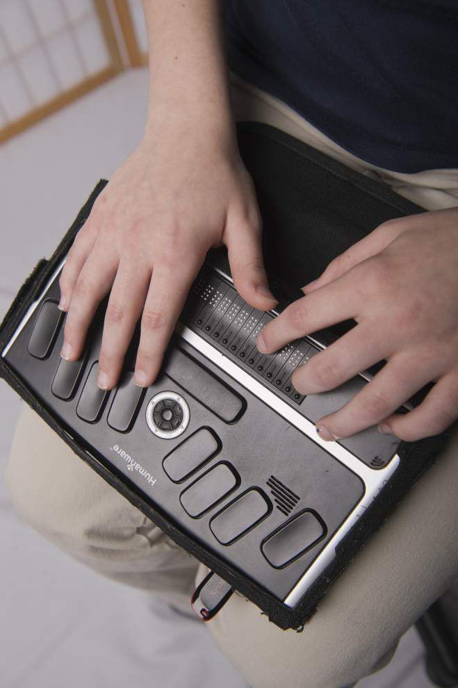 Freshman to compete in National Braille Challenge _lowres