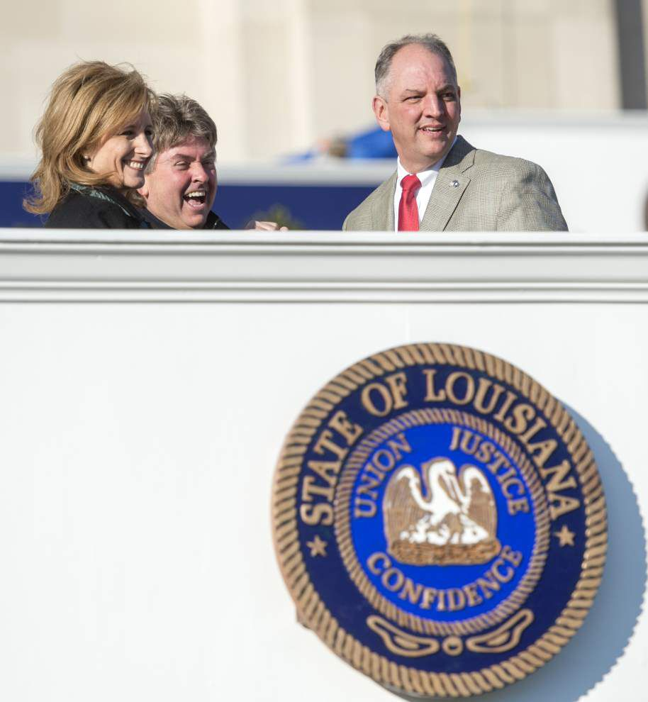 John Bel Edwards to be sworn in as Louisiana's 56th governor Monday _lowres