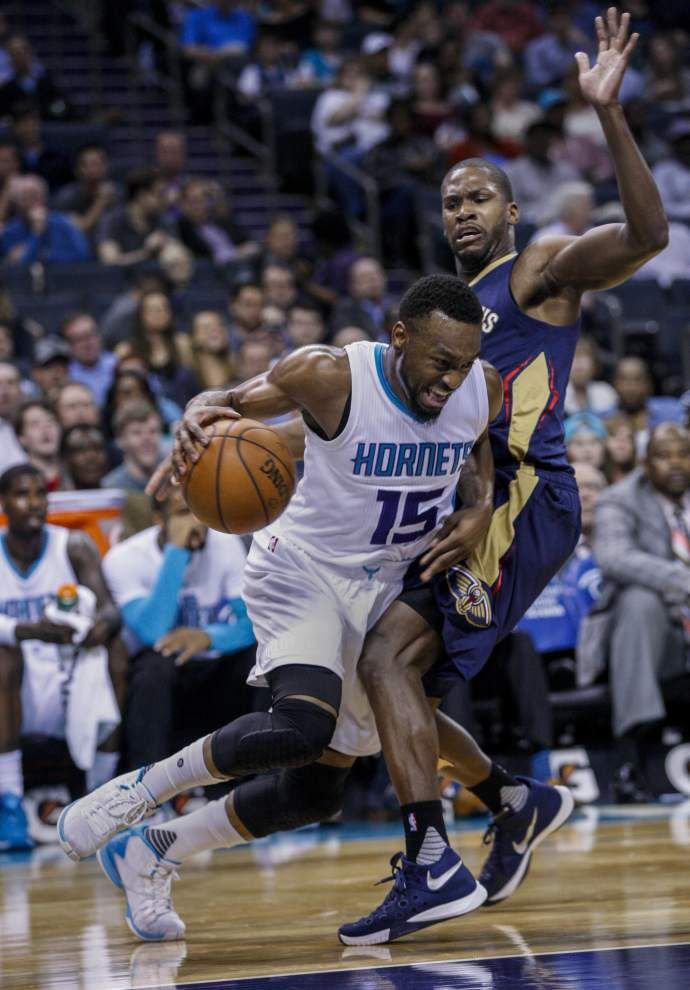 Anthony Davis' big night not enough against Hornets _lowres