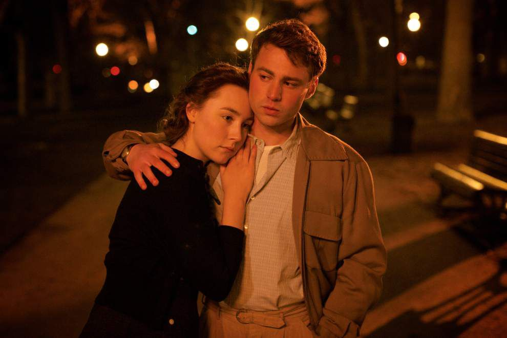 Director of 'Brooklyn' tackled leaving and longing _lowres