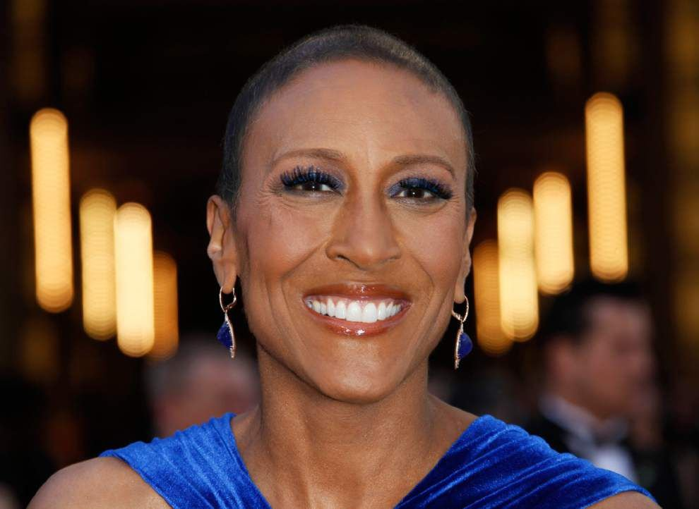 ABC's Robin Roberts to get honorary degree _lowres