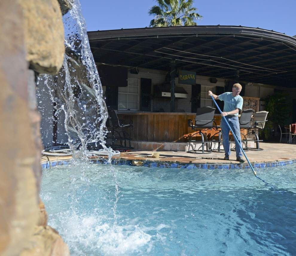 Former dairy executive finds new life in pool business _lowres