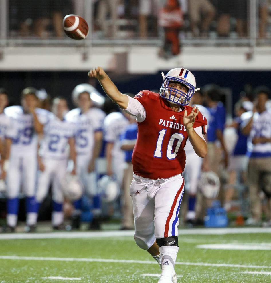 Photos: Country Day, John Curtis, Rummel score big wins in New Orleans-area Week 6 action _lowres