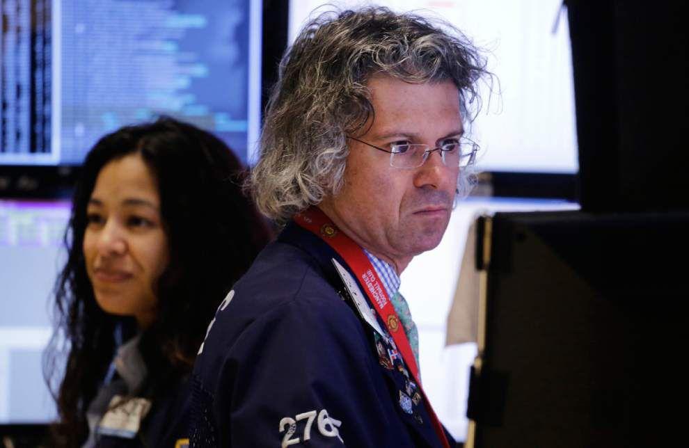 U.S. stocks rise, breaking a three-day slump _lowres
