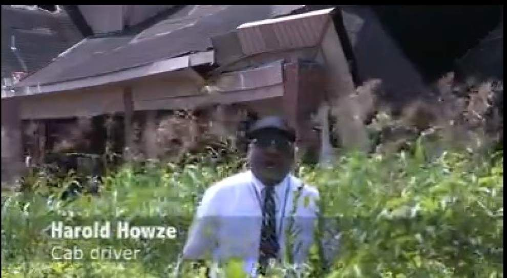Video: Hurricane Katrina recollections: 'We need help' in the Lower 9th Ward 10 years later _lowres