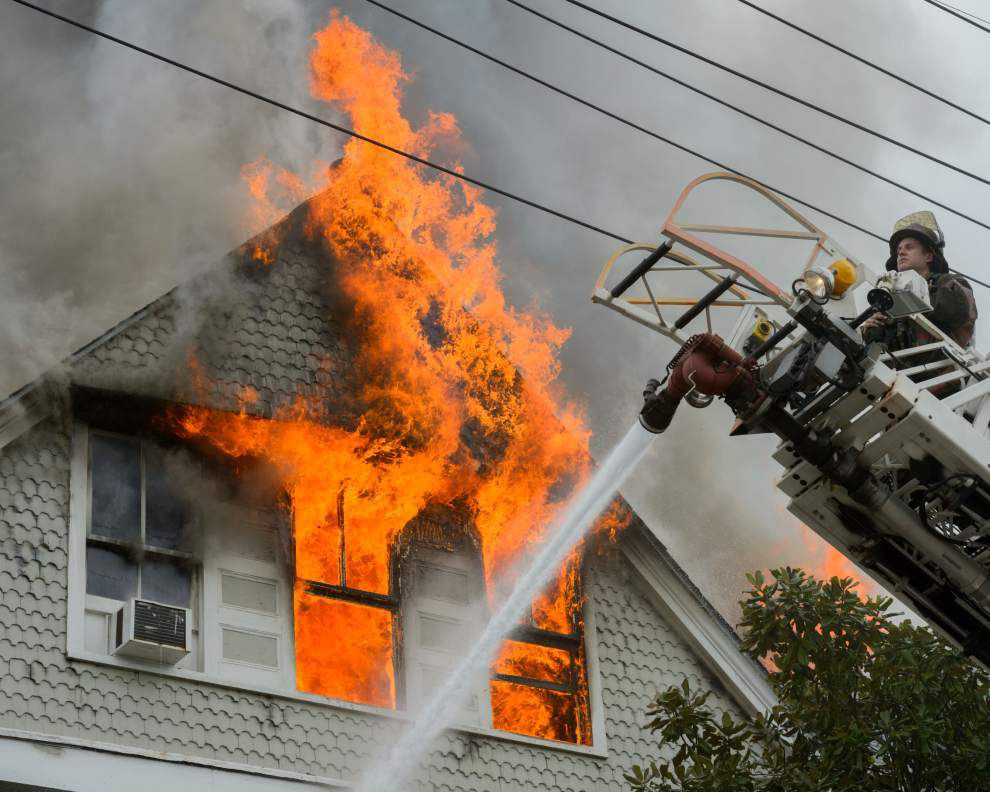 Historic Garden District home severely damaged by fire _lowres