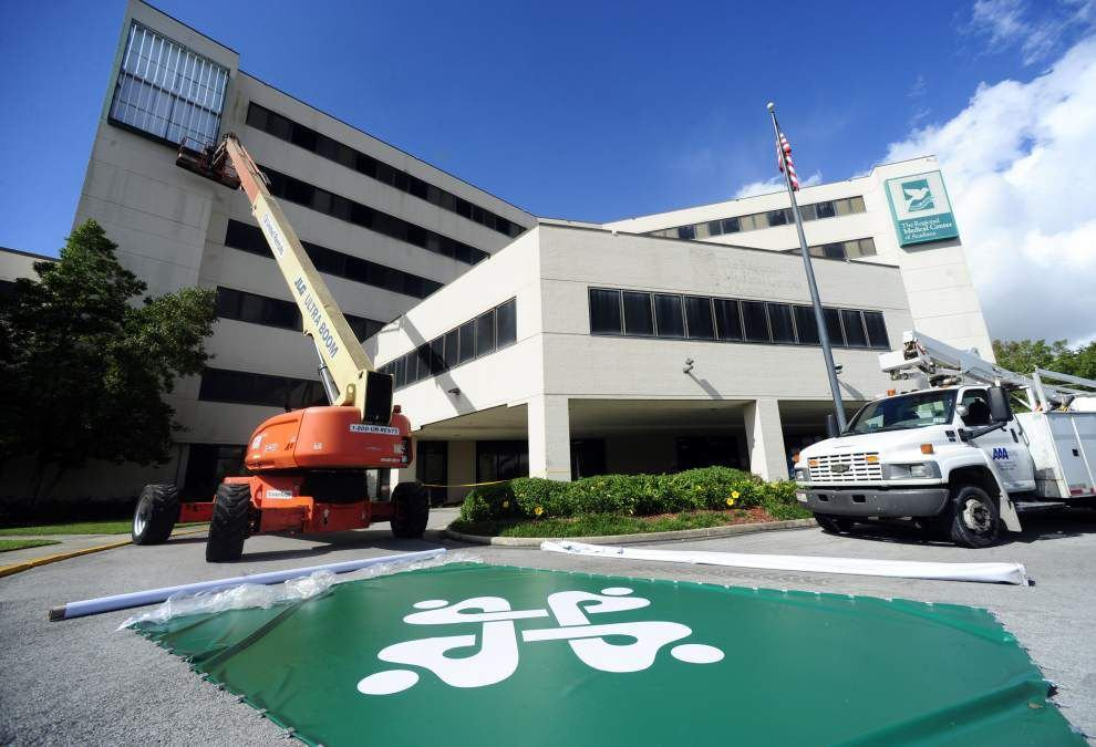 Ever so quietly Friday, Regional Medical Center of Acadiana under new ownership is now Lafayette