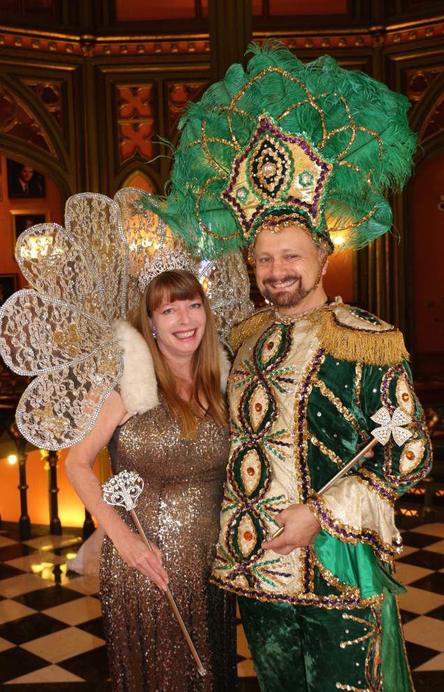 Krewe of Southdowns gathers 'Under the Big Top' _lowres