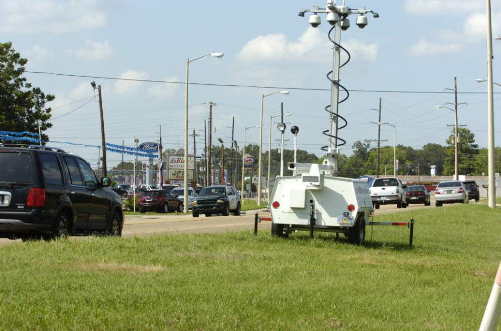 Refunds of $20 to $30 could be coming to those who paid $110 red-light camera tickets in Jefferson Parish _lowres