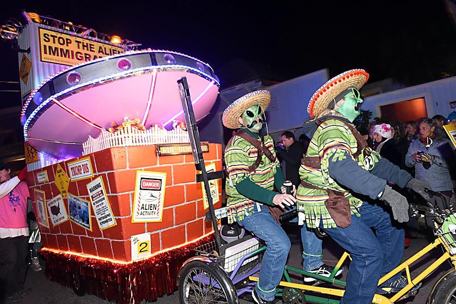 Krewe du Vieux revels in Carnival satire for the Trump era_lowres