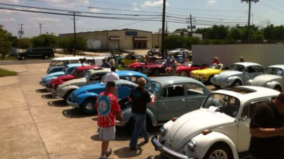 Volkswagen club cruise will honor member who recently passed away _lowres