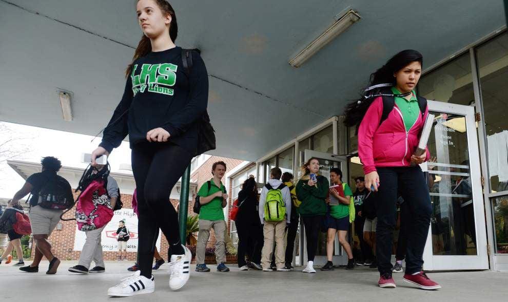 School uniform changes, school redistricting coming before Lafayette Parish School Board _lowres