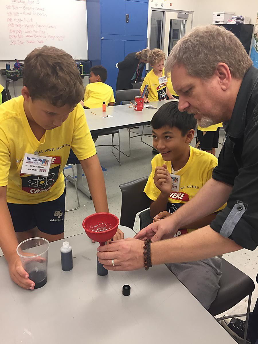 New Orleans-area 2018 summer camp guide: Science/nature_lowres