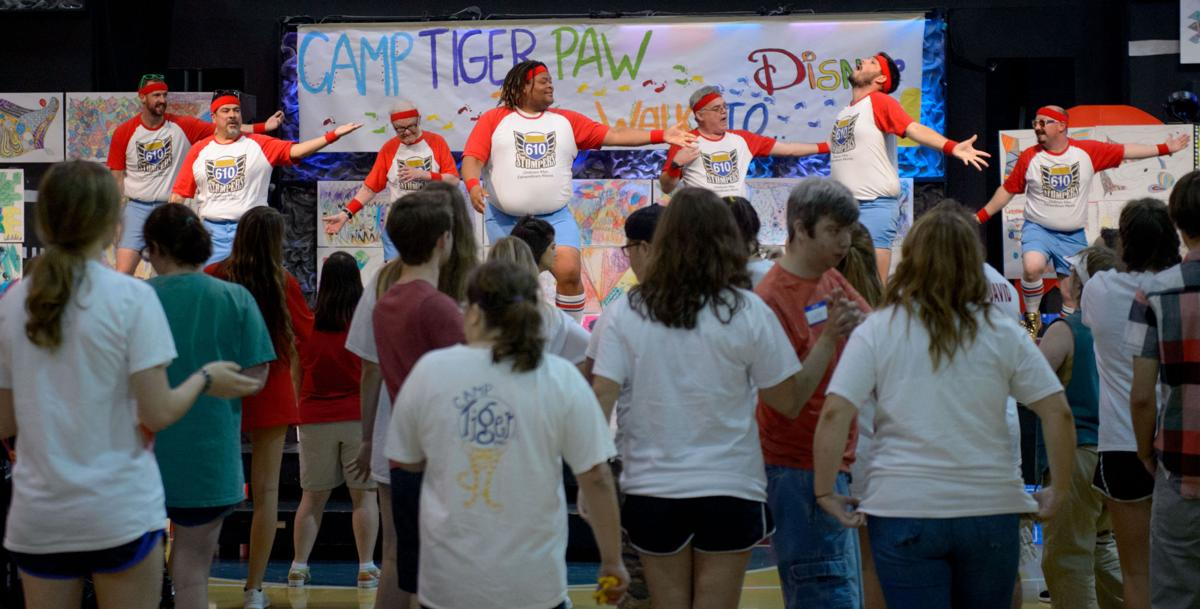 Camp Tiger Paws Gives Special Campers A Week Of Fun Friendship