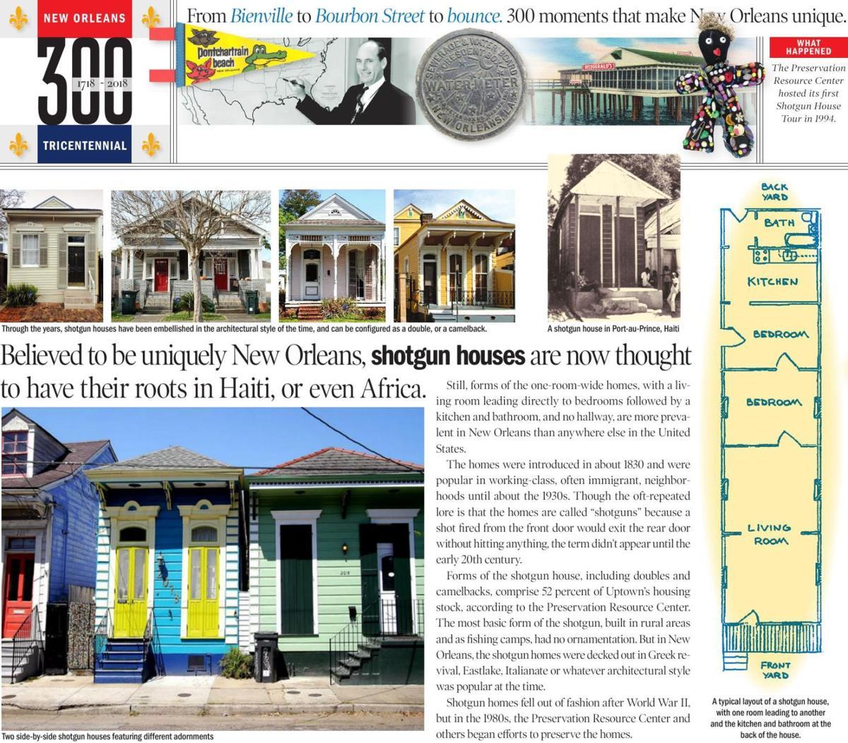 300 Shotgun Houses