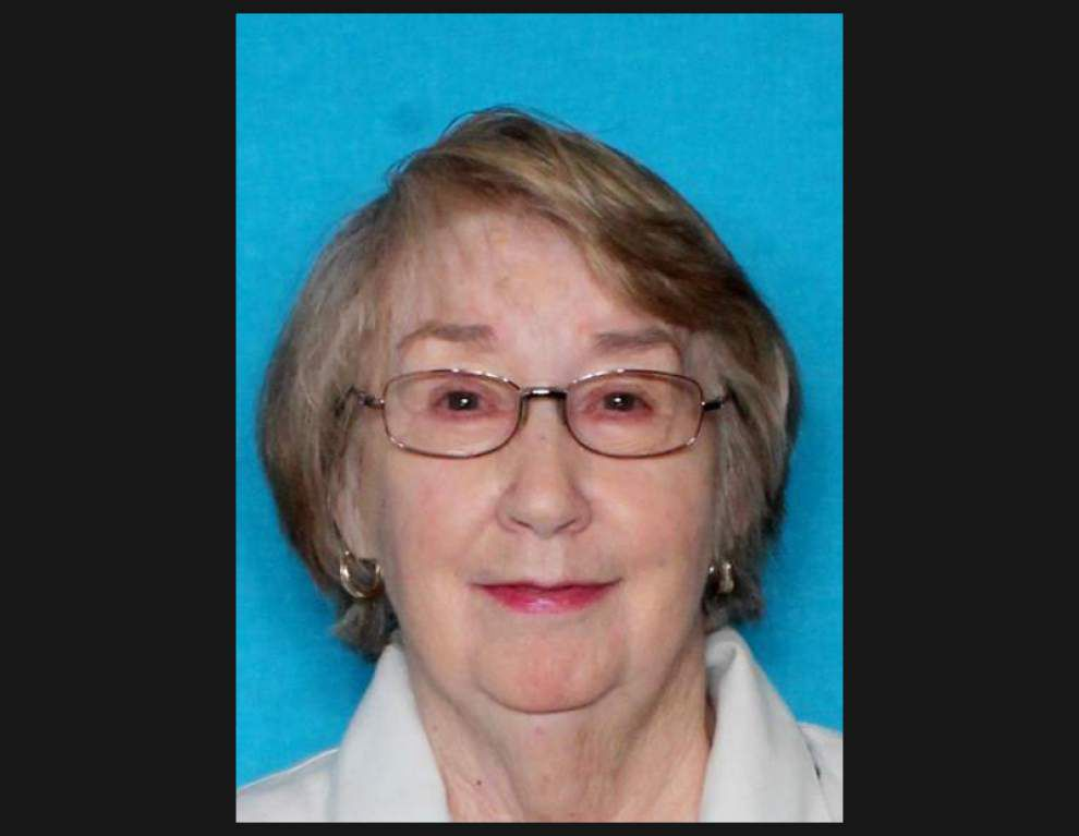 Update: Missing 80-year-old Lake Charles woman found unharmed in Mississippi _lowres