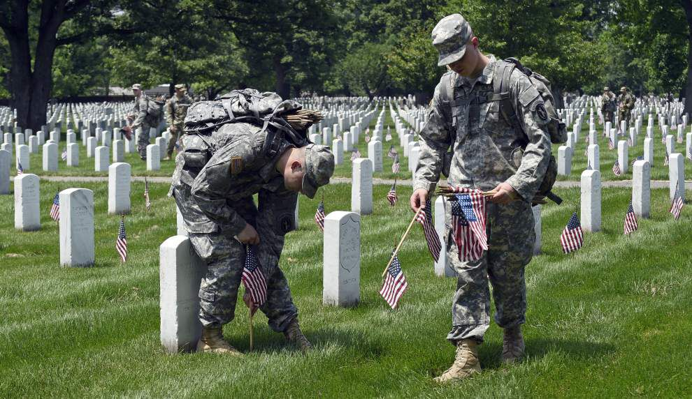 Our Views: On Memorial Day, remembering what we owe to the fallen _lowres