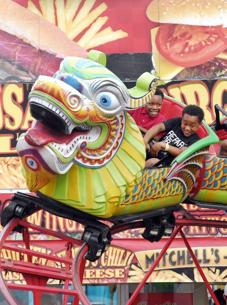Jambalaya Fest brings the heat to Gonzales _lowres